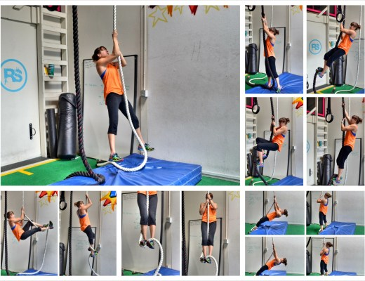 How To Climb A Rope Redefining Strength