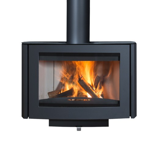 wanders ruby floating wood stove