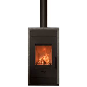 Wanders Pecan Eco Small Wood Stove