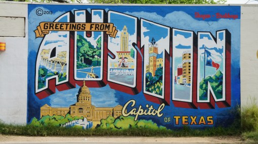Can't be a Texas trip without visiting this weird city!