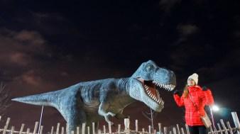 Yay, T-Rex!