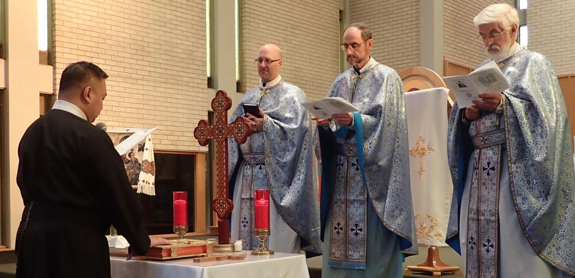 Redemptorist Vocation Ministry - Eumir Bautista