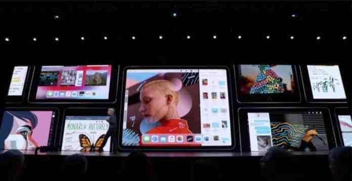iPadOS mostrando la App Archivos y la multitarea en todo su esplendor.