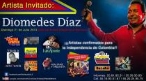 21 de Julio en Mexico ~ Independencia de Colombia