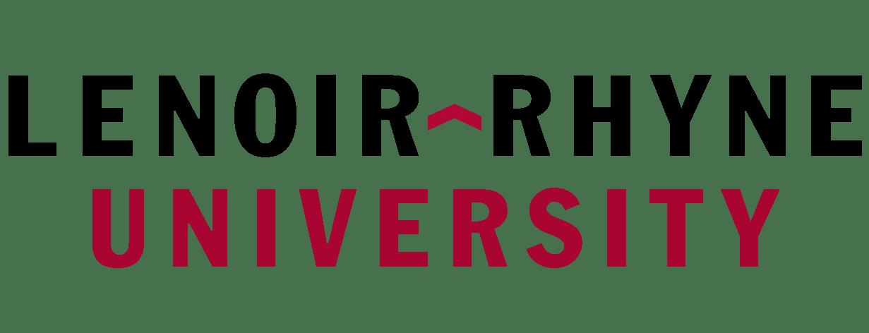 Lenoir-Rhyne University logo