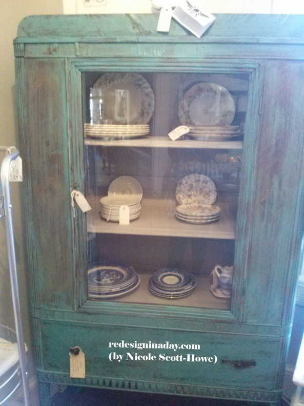 Farmhouse Cabinet (SOLD)