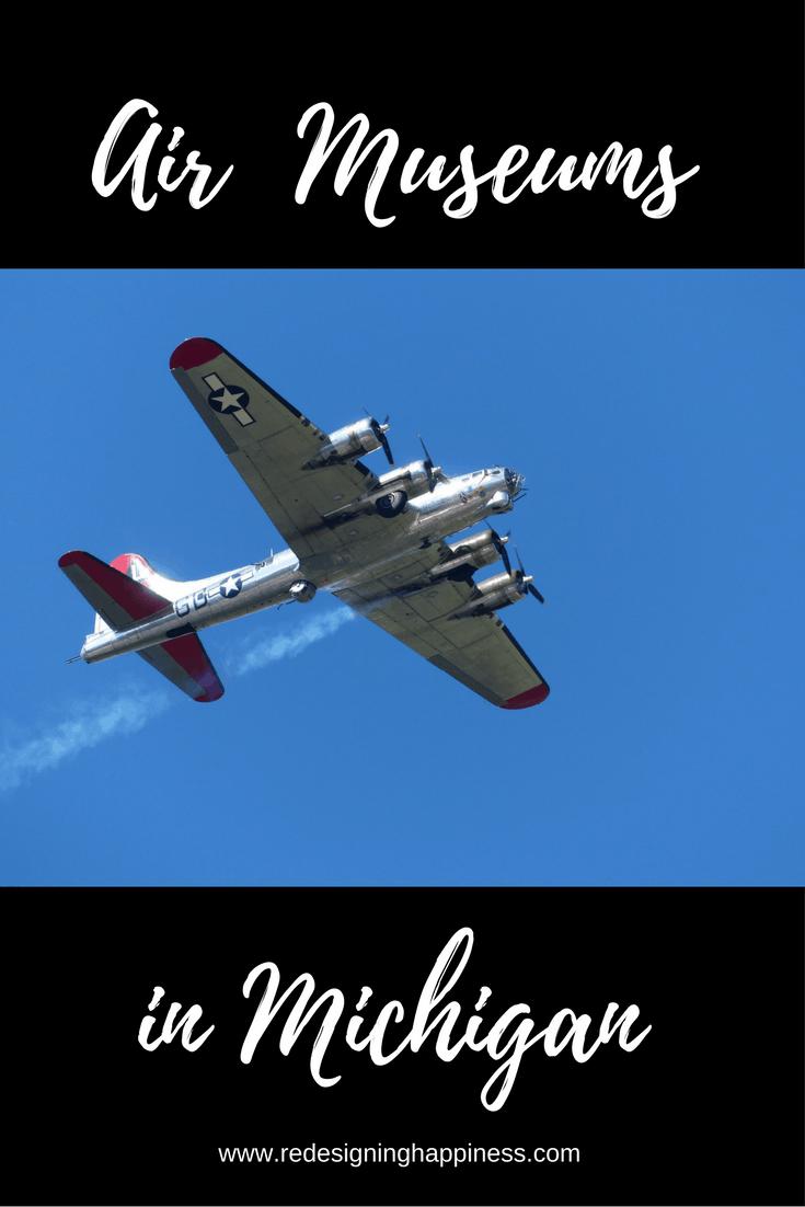 air-museums in michigan