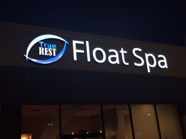 Float Away the Stress at True Rest Float Spa