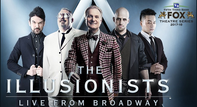 THE ILLUSIONISTS - Live from Broadway - Ticket Info and Giveaway