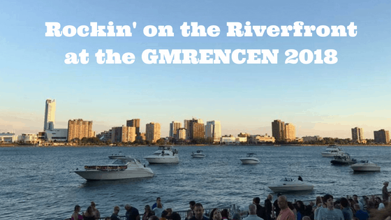 Rockin' on the Riverfront at the GMRENCEN 2018