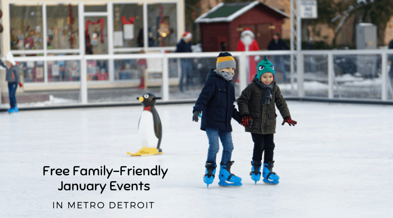Free Family-Friendly January Events in Metro Detroit