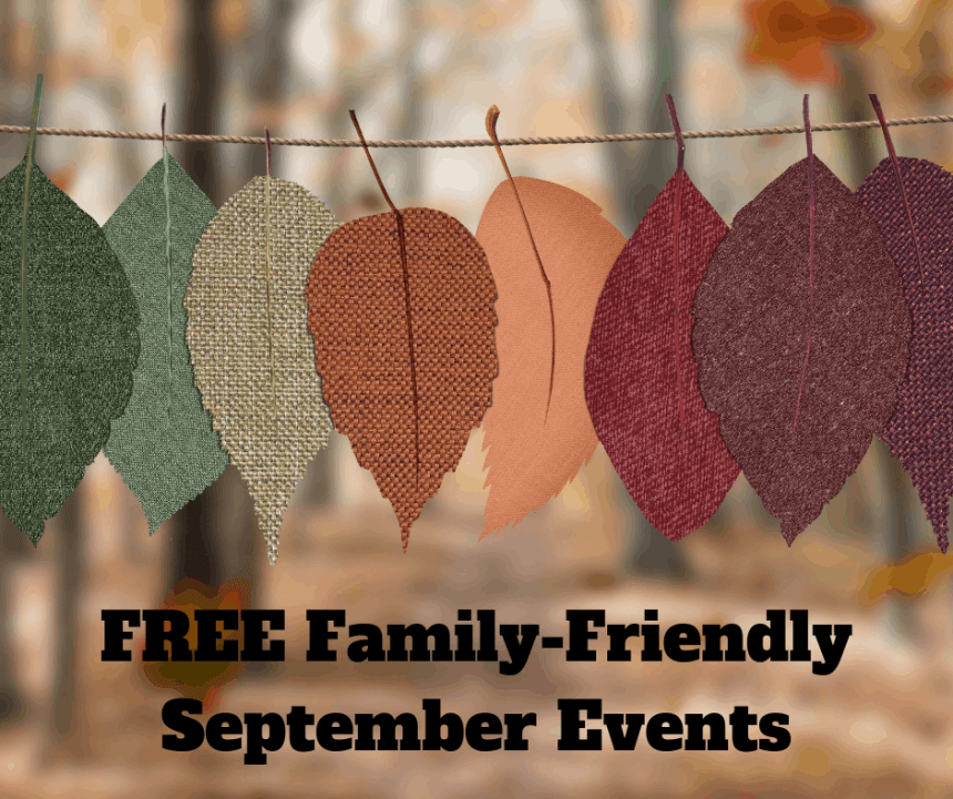 Free Family-Friendly September Events