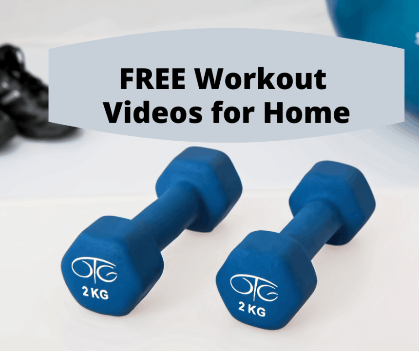 FREE Workout Videos for Home