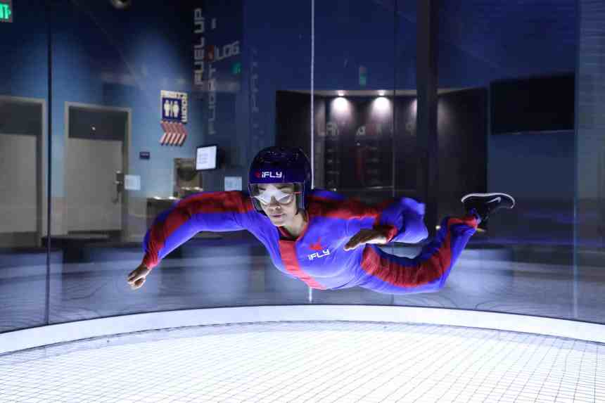 iFly Detroit Indoor Skydiving Center Coming Soon