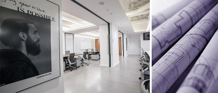los angeles office design
