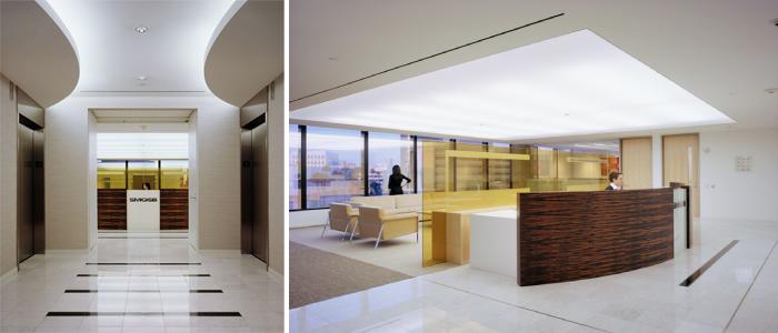 los angeles law office design law firm interior design