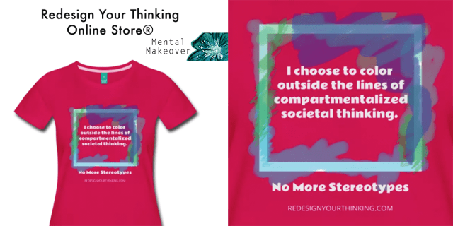 no stereotypes ad banner