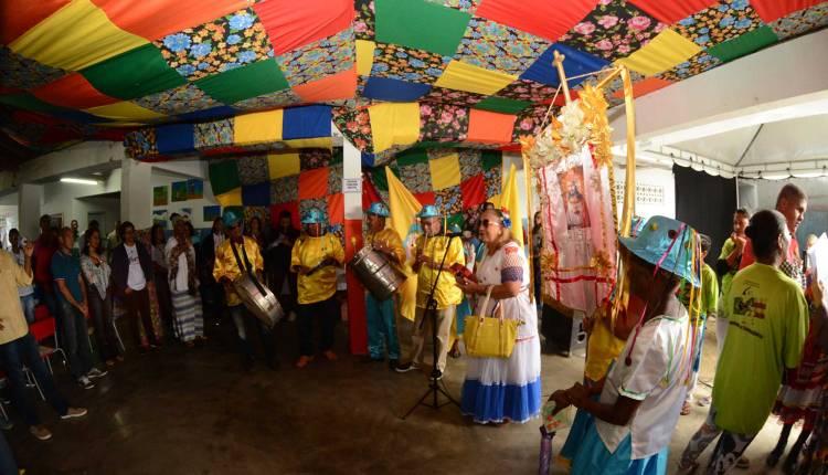 Projeto cultural do FAEG-Sul atende São José da Vitória dia 10 de agosto