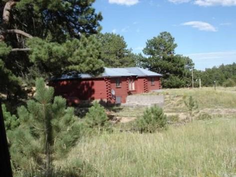 Jim O'Rorke's Cabin