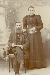 Solomon and Mary Batterson
