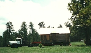 Loaded up and ready to move to Red Feather Lakes.