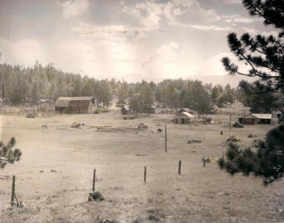 Hardin Ranch about 1924 or later