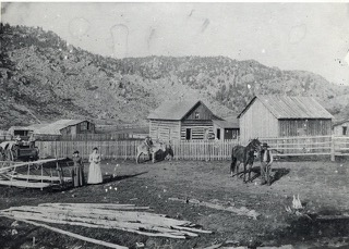 Jewett Ranch, 1891
