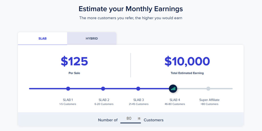 Cloudways Affiliate Program Estimate Your Monthly Earnings