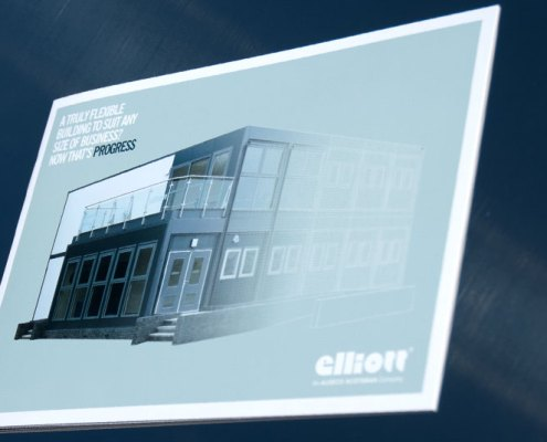 Elliott Brochure Design