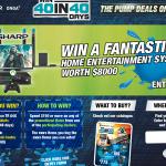 Competition Website Design