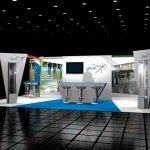 Skytrac Exhibition Stand Design