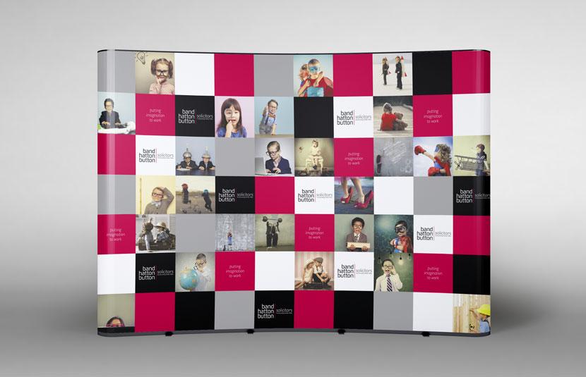 Creative Exhibition Stand Design : Pop up exhibition stand design red fred creative