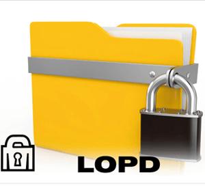 LOPD Protección de Datos