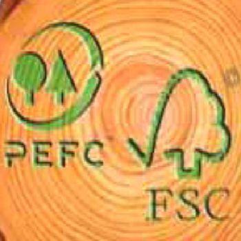 Sistema de cadena de custodia de la madera PEFC y FSC