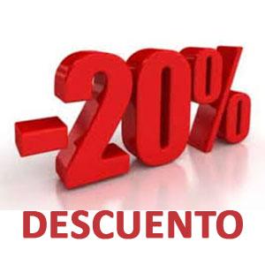 Descuento del 20 % en la adquisición del Software GESISO