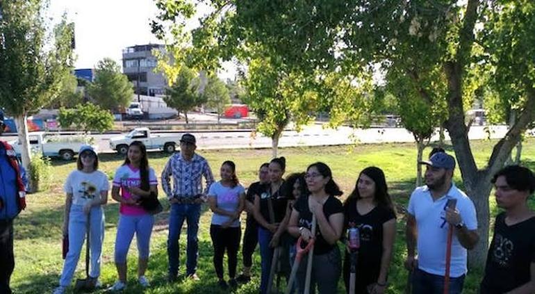 PuenteLibre.mx - Es requisito plantar 10 árboles para titularse en Chihuahua, - Red Gobierno