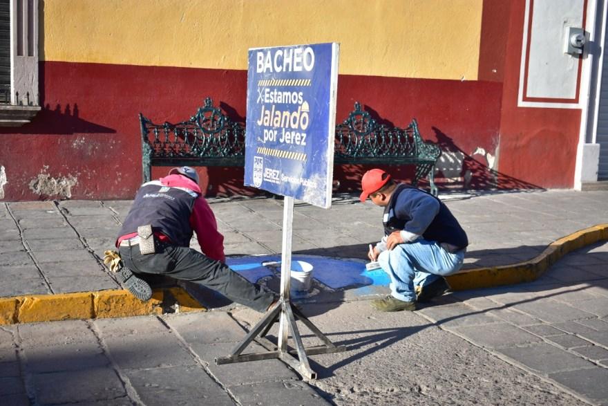 Trabaja Con Éxito La Caravana De Servicios Públicos En Jerez -Red Gobierno