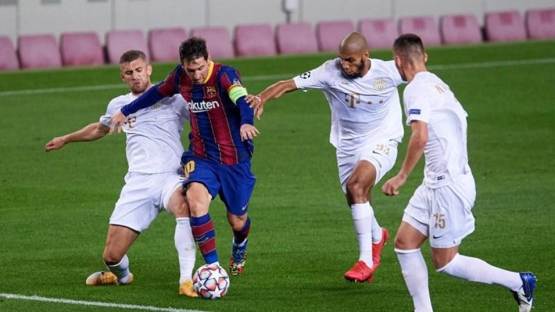 Ferencvaros vs Barcelona: Fecha, horario y canales para ver EN VIVO y  ONLINE a Lionel Messi por la fase de grupos de la Champions League | RedGol