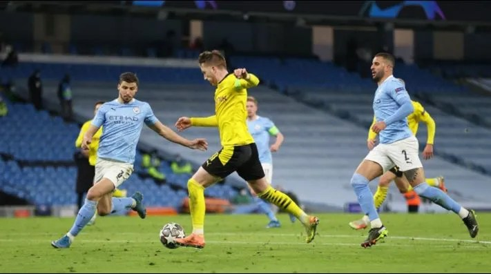 Borussia Dortmund vs Manchester City   Fecha, hora y canal ...