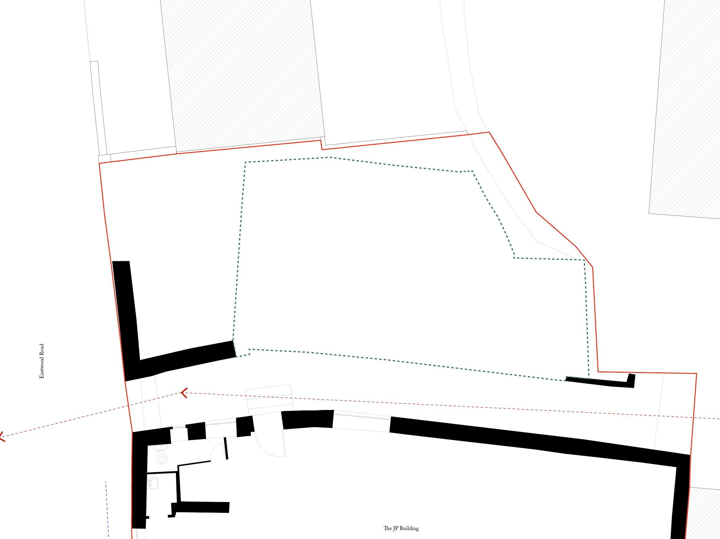 Building Plot, Eastwood Road, Penryn TR10 8JU
