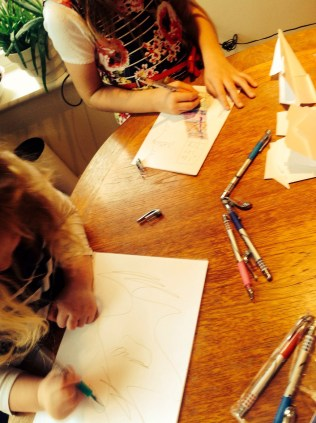The crafty girls