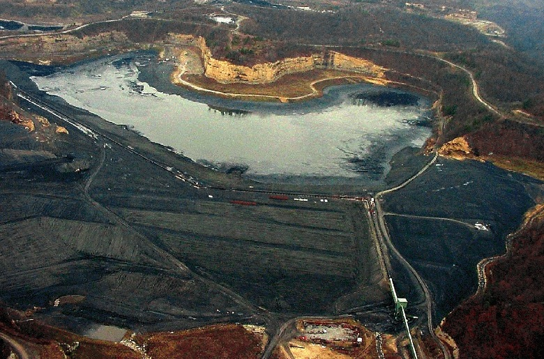 Coal Slurry Disaster in Tennessee is Largest Ever