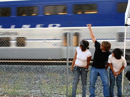 How Green Is Amtrak? Well, It Could Be Greener