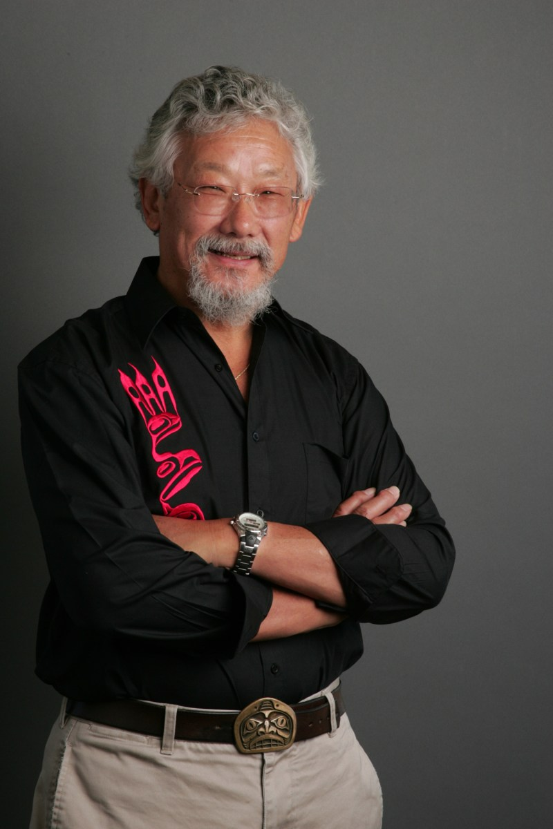 The trouble with Monsanto and GMO - Dr David Suzuki spells it out