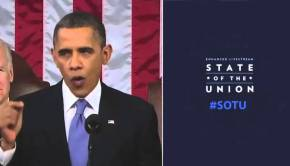 Video – State of the Union hip hop remix (Friday fun)