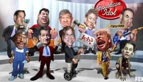 GOP fox news presidential debate 2016