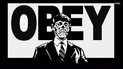 zombie obey They Live