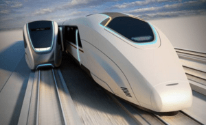 HIgh speed rail infrastructure of the future/ iimage by banglafarid