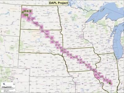 dapl pipeline route