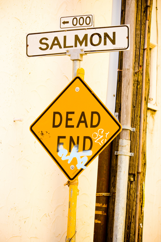 West Coast salmon fishery in state of disaster